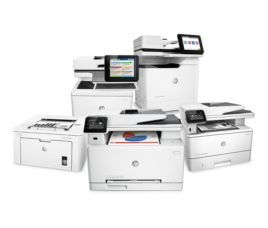We are authorized service centre for HP printers