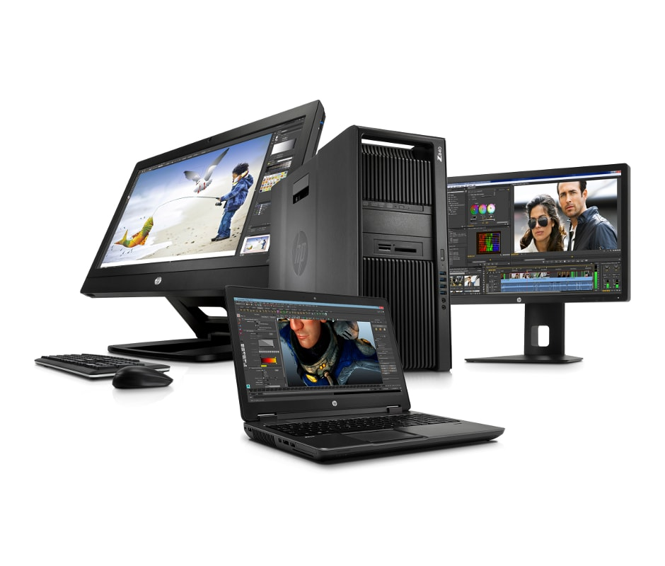We are authorized service centre for HP workstations