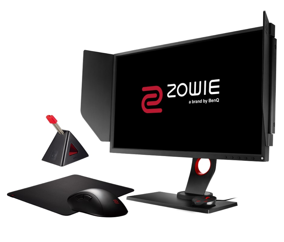 BenQ ZOWIE warranty and post-warranty service